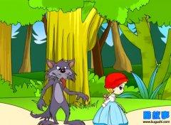 格林童话:小红帽的故事